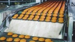 Oven Chain Lubrication For Safe Food Production