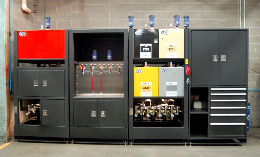 Lubrication Storage