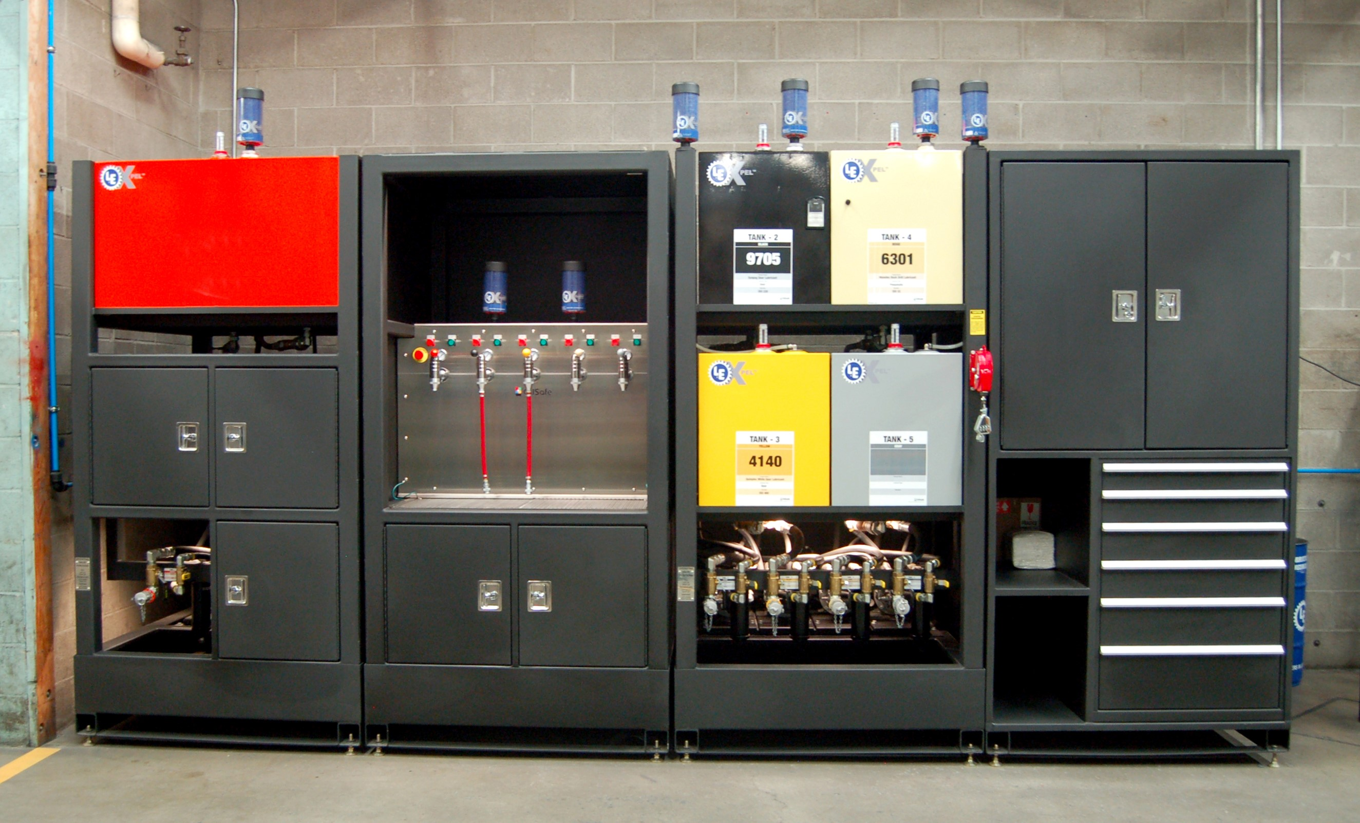 Fixing Lubrication Storage Can Help Avoid 90% Of Contamination