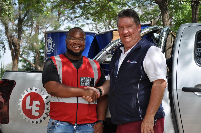LUBRICATION ENGINEERS SA PARTNERS WITH UMUZI ENGINEERS