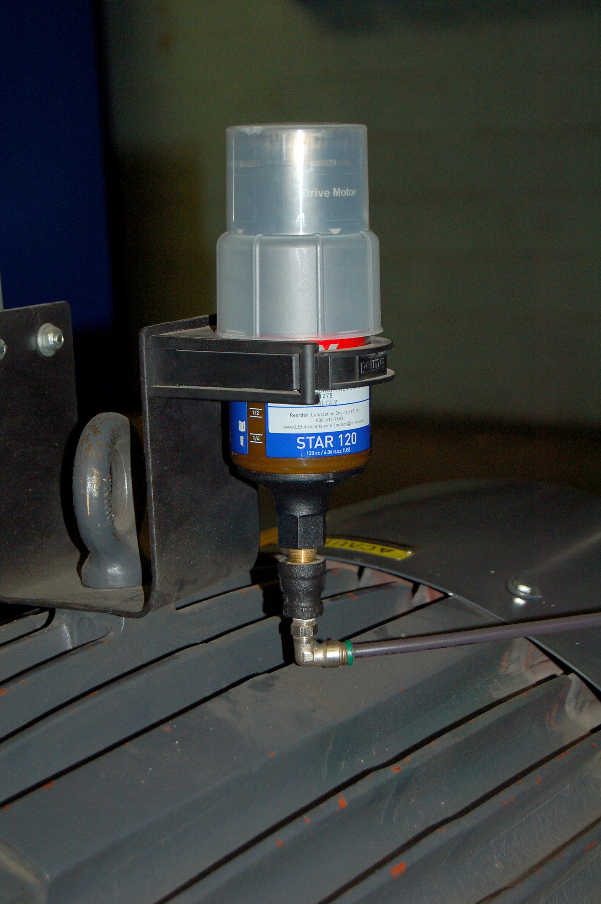 You are currently viewing Protecting equipment by perfecting lubrication application