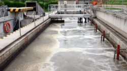 Lubrication key for wastewater treatment plants to operate effectively