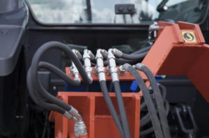 Lubrication System Tractor
