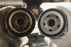 Engine oil filtration and the role of the correct lubricant