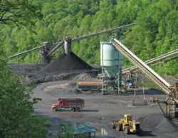 Lubrication for Harsh Coal Processing Environments